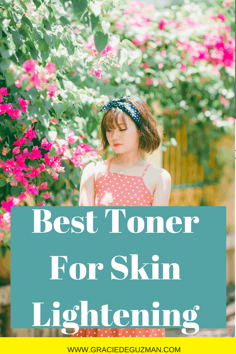 Best Toner For Skin Lightening