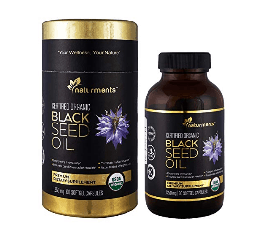 Black Cumin Seed Oil For Skin