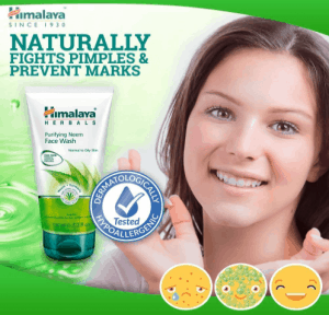 Himalya Herbals Purifying Neem Face Wash Gel