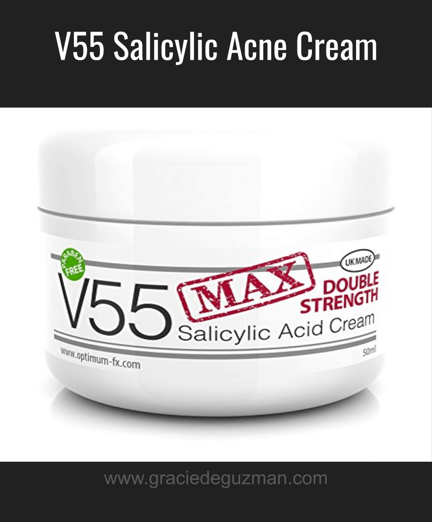 V55 Salicylic acne cream
