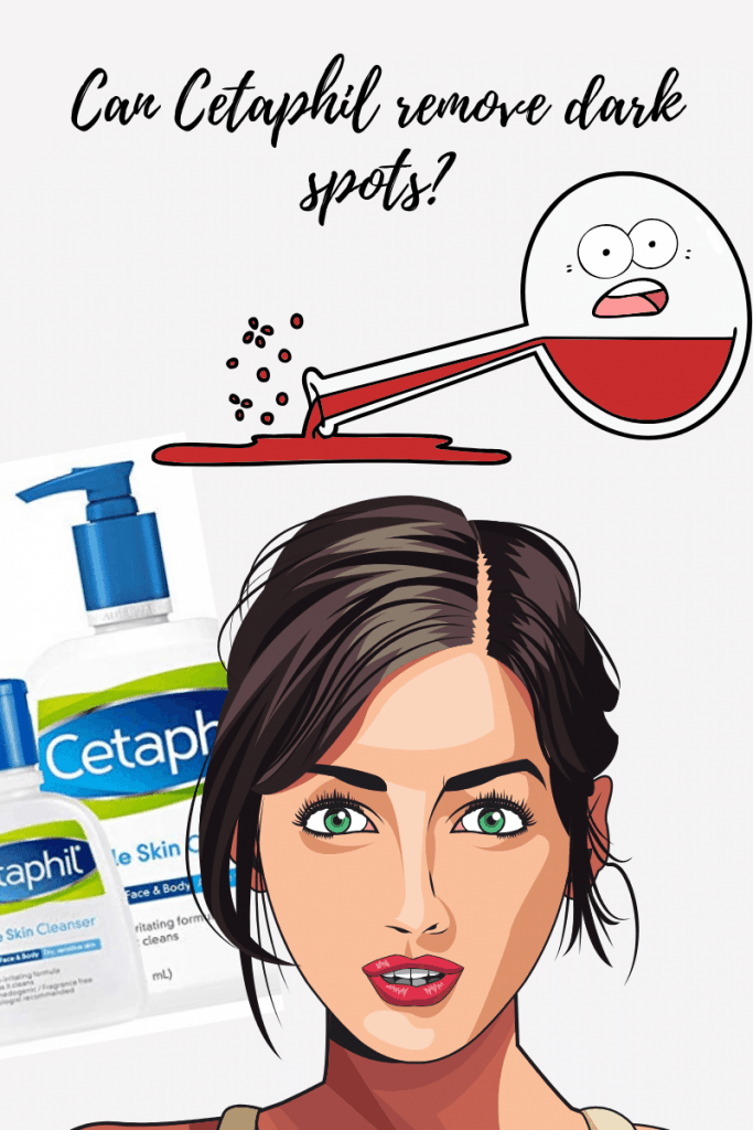 Can Cetaphil remove dark spots?