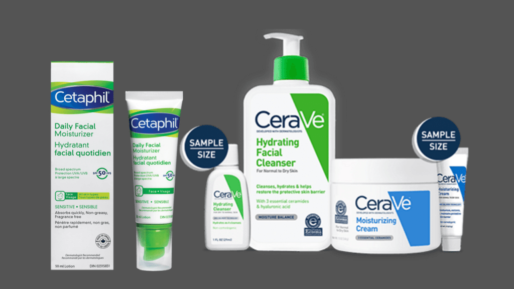 Which Is Better Cerave Or Cetaphil Moisturizer For Acne Prone Skin And Eczema Gracie Deguzman Skin Care