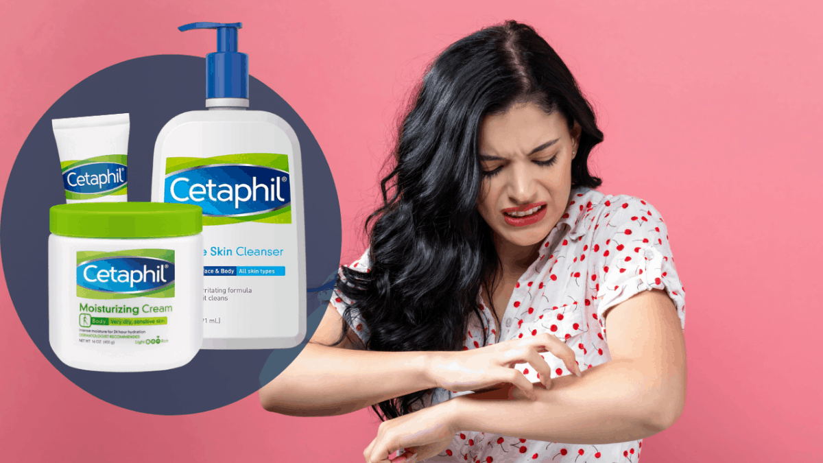 Is Cetaphil Good For Eczema?